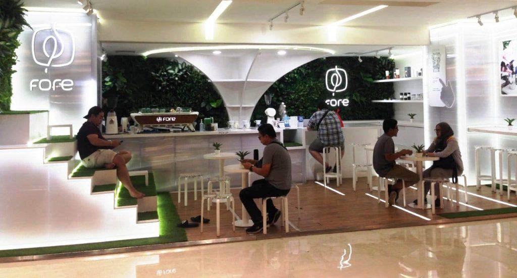 Fore Coffee Jakarta Pusat